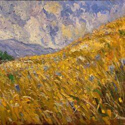 Wild Field on the Cliff, Jezzine