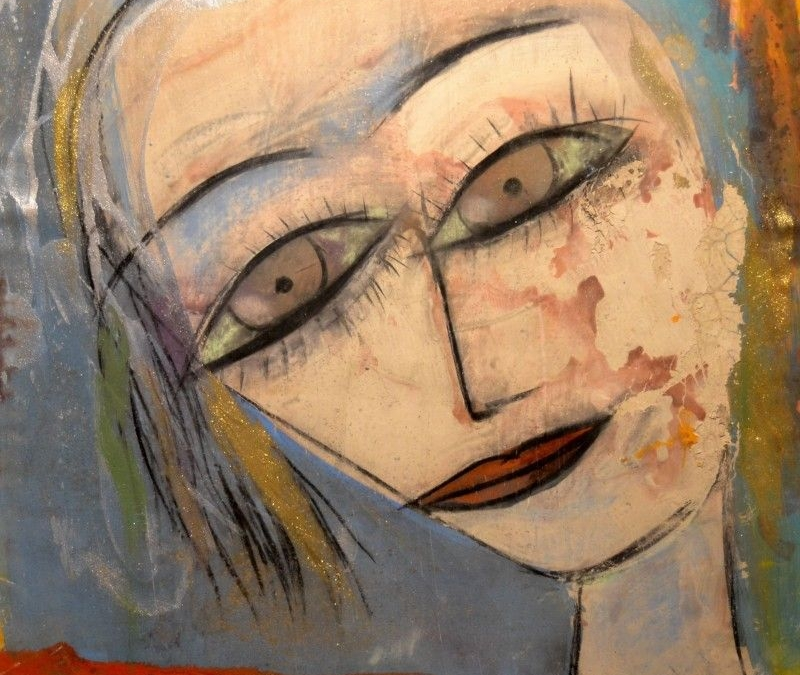 Untitled Female Portrait