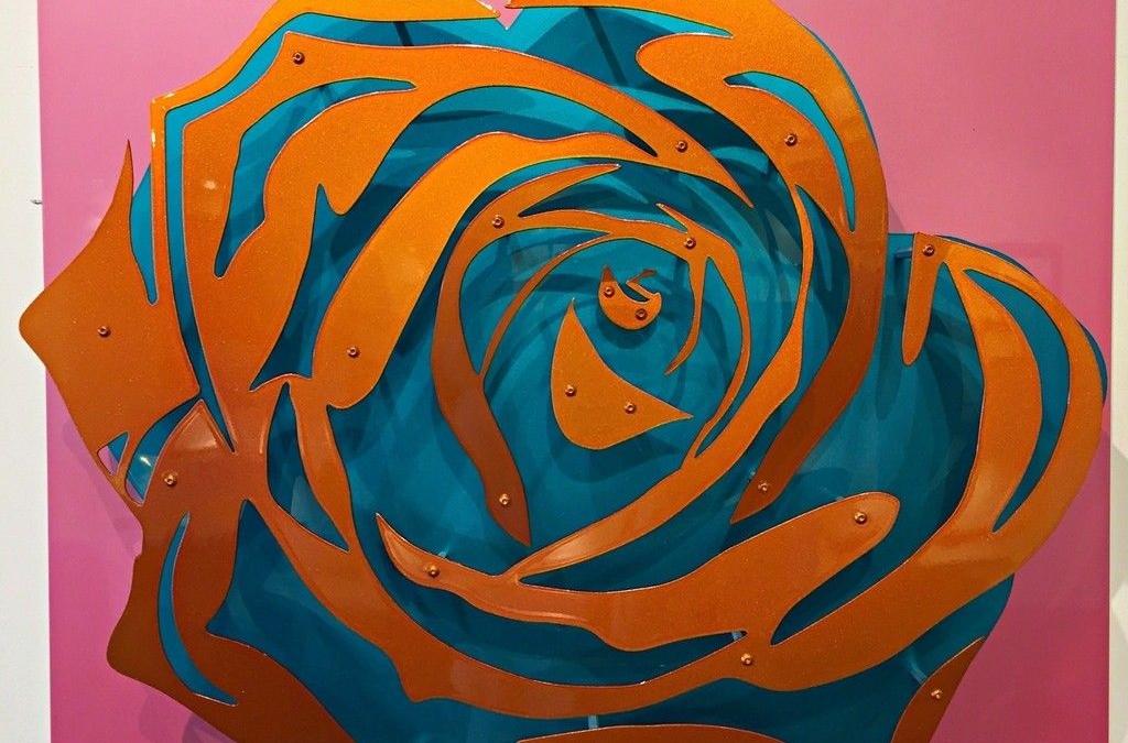 Candy Chrome Rose IV