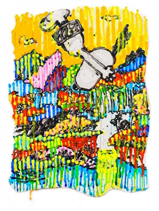 Tom Everhart - Winter, Super Flu Suite - Off The Wall Gallery