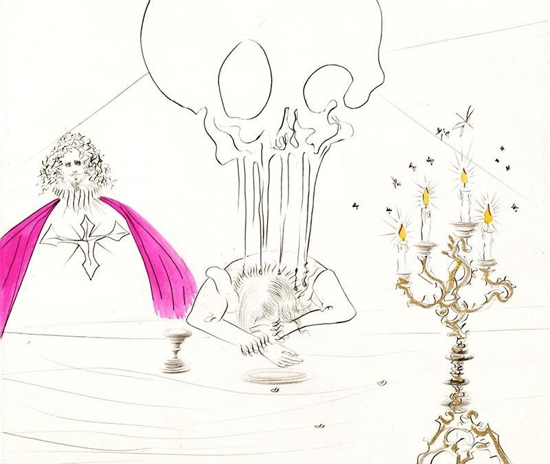 """Don-Juan  """"Le Banquet"""""""