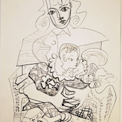 Ines Et Son Enfant