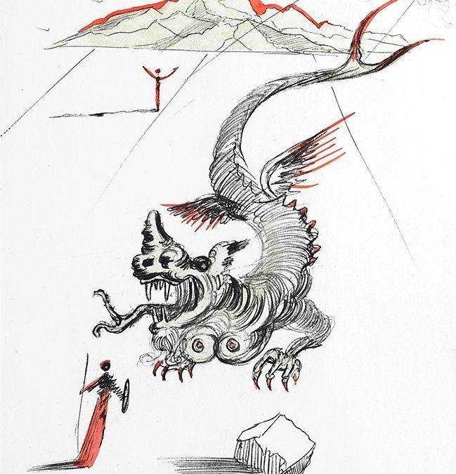 Mao Zedong – The Dragon