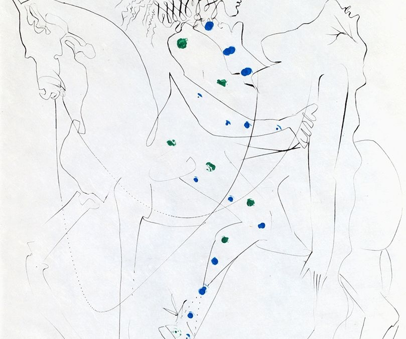 Ronsard – Picasso's Horse