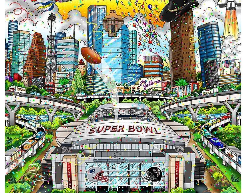 Super Bowl LI – Houston 2017