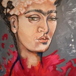 Frida Buganbilia