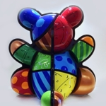 Britto_Winter Bear verso