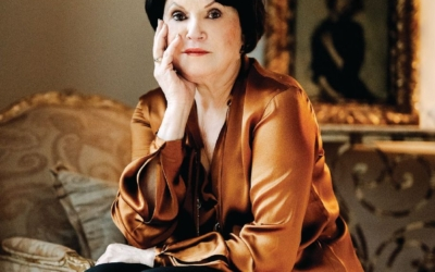 "Modern Luxury Houston features Mimi Sperber in ""The Art of Living."""