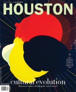 Houston Modern Luxury Dec 18 cover