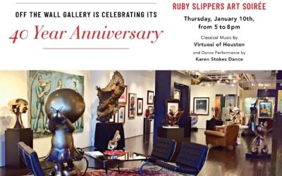 Celebrating 40 Years in Houston