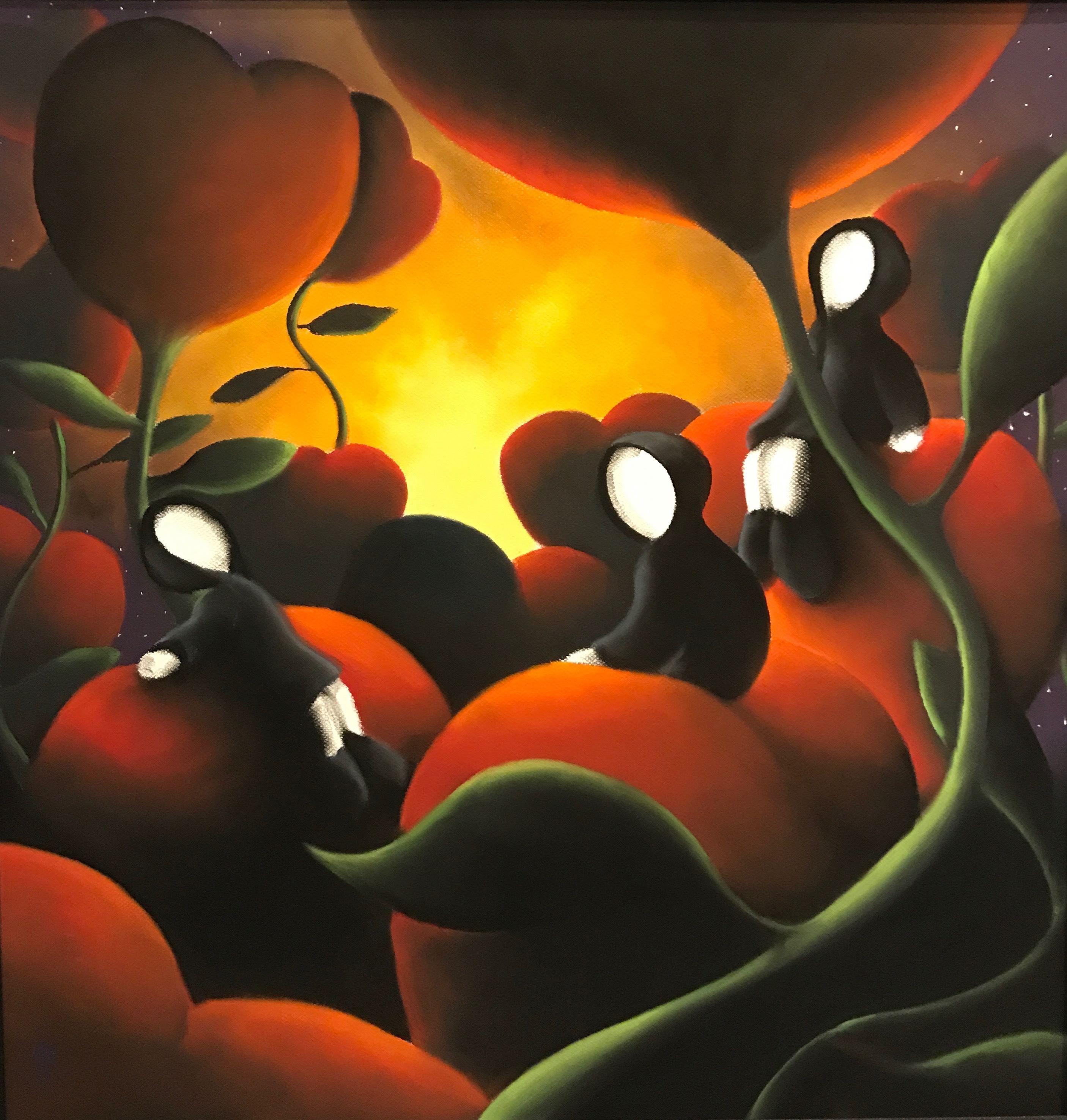 Mackenzie Thorpe / The Break of Dawn - Off The Wall Gallery