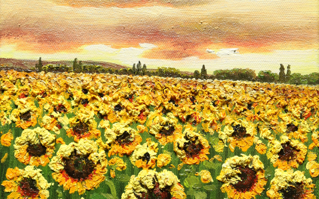 Sunflower Heat