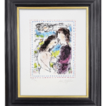 Marc Chagall / Chagall_A L' Aube De L'amour - Off The Wall Gallery