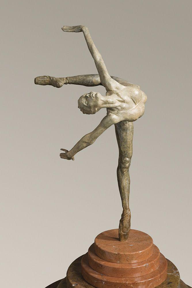 Richard MacDonald - Flight in Attitude - Off The Wall Gallery Houston