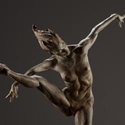 Ritual Female Dancer