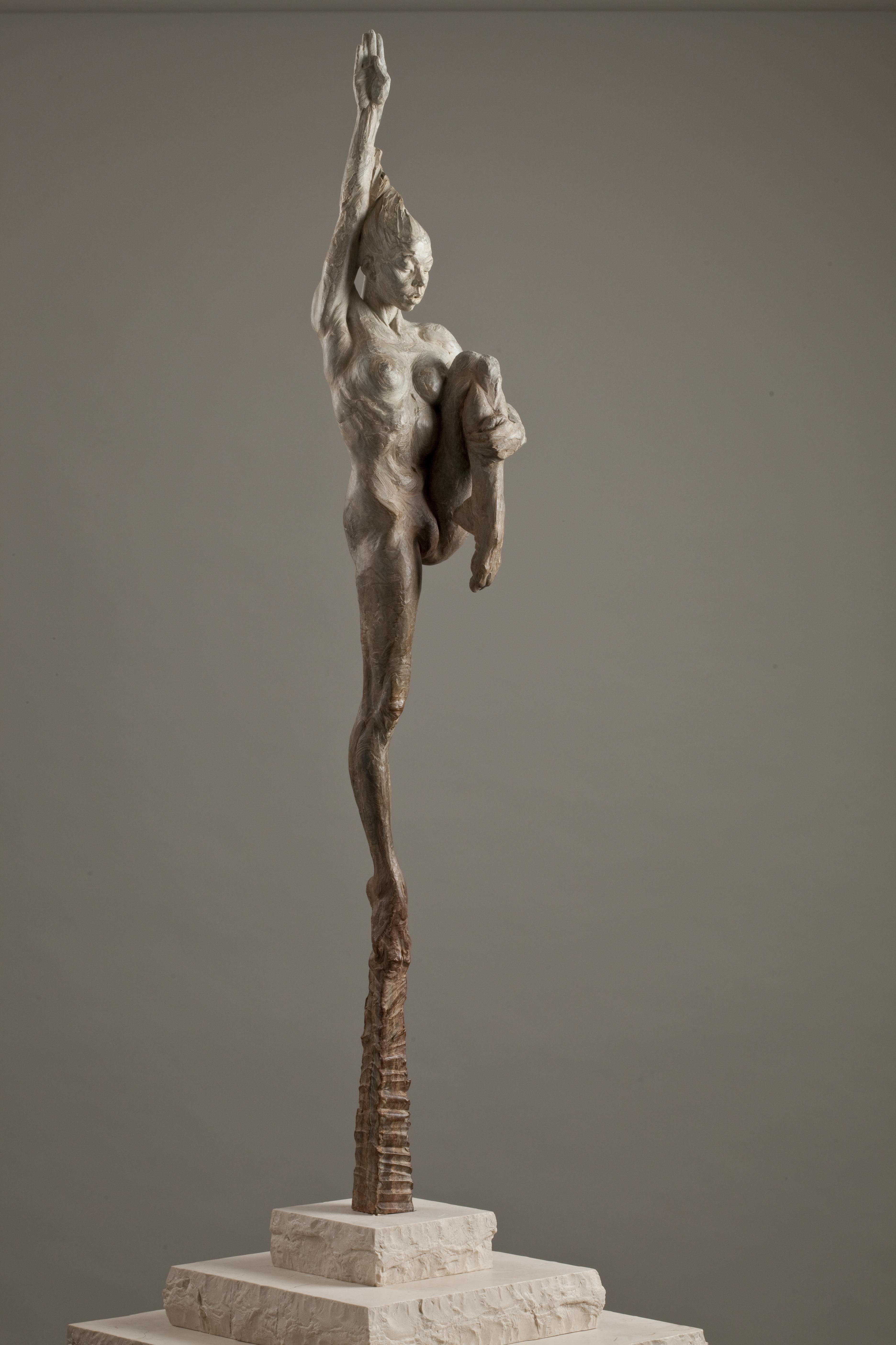 Richard MacDonald - Contemporary Nude Spire I, Verity - Off The Wall Gallery Houston