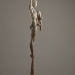 Richard MacDonald - Contemporary Nude Spire I, Verity - Off The Wall Gallery Houston
