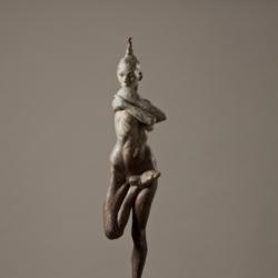 Contemporary Nude Spire II – Essence