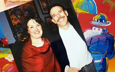 Peter Max – The Retrospective – A Note from Mimi
