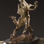 Richard MacDonald- Tango Study II - Off The Wall Gallery Houston