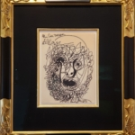 Pablo Picasso - Untitled- Original Drawing - Off The Wall Gallery