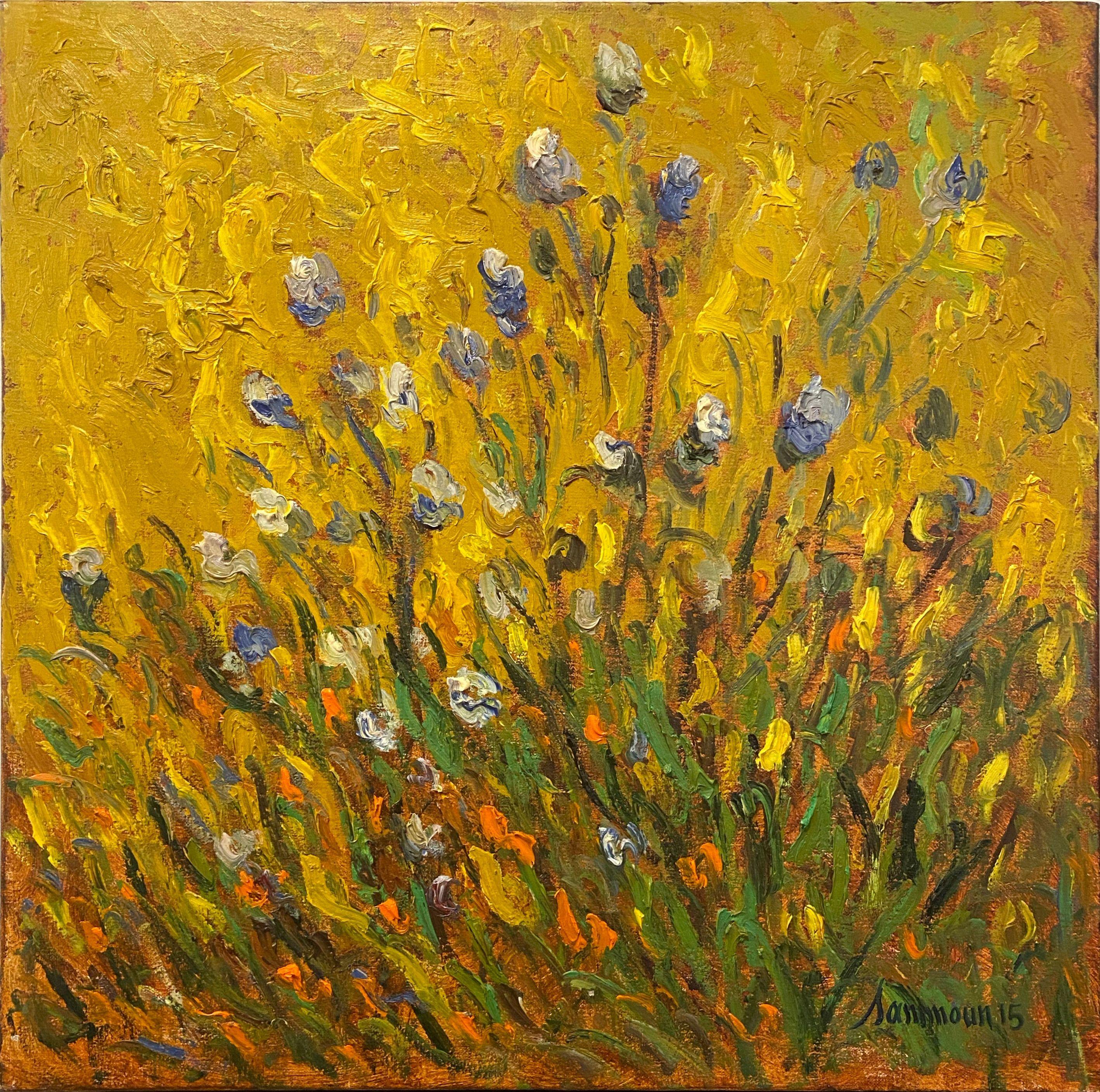 Samir Sammoun - Wild Flowers