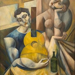 Music Between Lovers with Wine