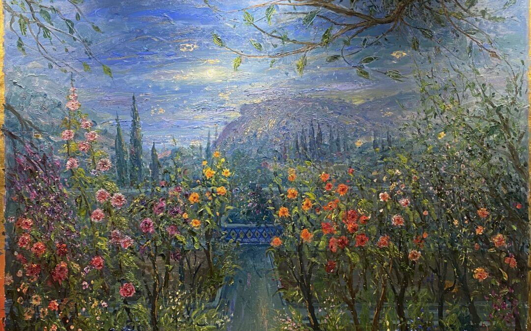 Flowers in Chopin's Garden