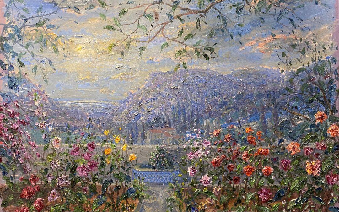 Nocturne in Chopin's Garden