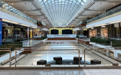Houston's Galleria is temporarily closed