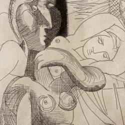 Dormeuse et Sculptures